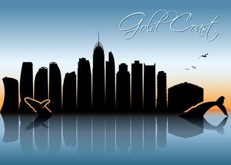 Gold Coast skyline - Australia