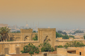 View of the Old Cairo