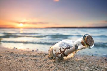 Sommer und Strand
