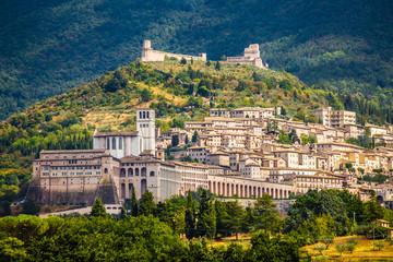 Assisi - Province of Perugia, Umbria Region, Italy