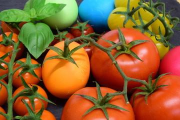 Ostereier verstecken - To hide Easter eggs