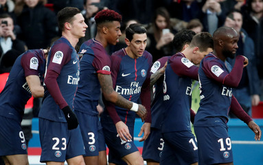 Ligue 1 - Paris St Germain vs RC Strasbourg