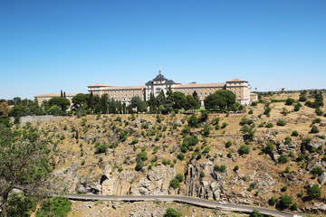 The Infantry Academy, Toledo, Spain