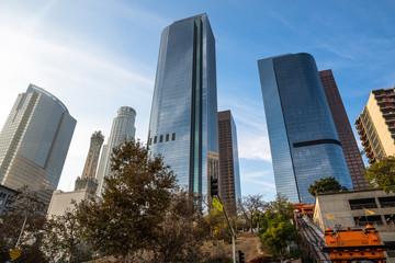 Türaufkleber Los Angeles Los Angeles