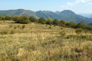 Amazing Landscape near Glozhene Monastery, Stara Planina Mountain  (Balkan Mountains), Lovech region, Bulgaria
