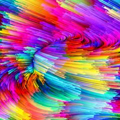 Advance of Liquid Color