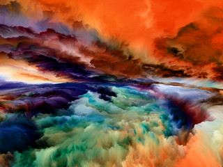 Synergies of Abstract Landscape