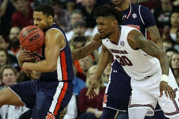 NCAA Basketball: Auburn at South Carolina