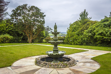 Erholung Im Park Inish Beg, County Cork, Irland