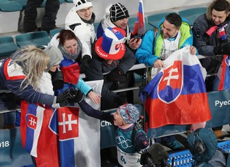 Olympics: Biathlon-Womens 12.5km Mass Start