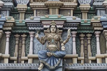 Hindu temple in Trincomalee