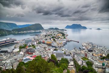 Alesund Norvegia