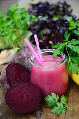 Smoothie,Rote Bete
