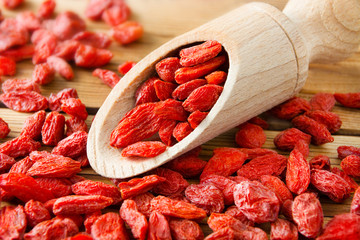 Health Food  -  Dried Goji Berries