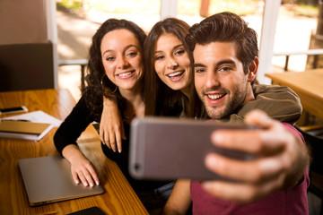 Students Selfie