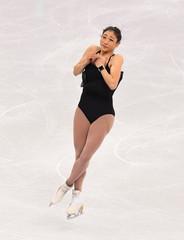 Olympics: Figure Skating - Training