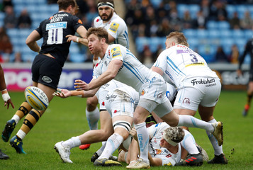 Premiership - Wasps vs Exeter Chiefs