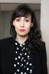 Portrait Femme d'Affaires