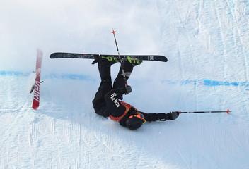 Olympics: Freestyle Skiing-Mens Slopestyle