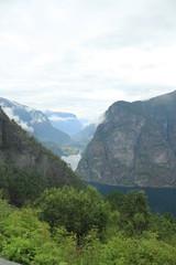 Blick in den Sognefjord