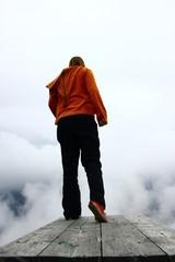 Eremit über den Wolken