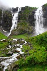 Wasserfall Doppelpack