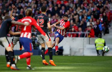 La Liga Santander - Atletico Madrid vs Athletic Bilbao