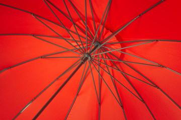 Abstract Of Umbrella
