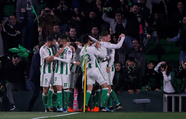 La Liga Santander - Real Betis vs Real Madrid