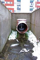 Sewerage drainage