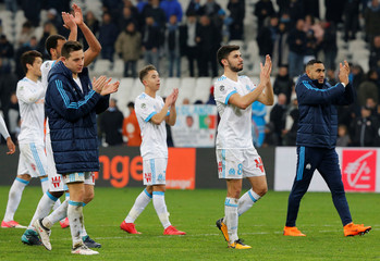 Ligue 1 - Olympique de Marseille vs Bordeaux
