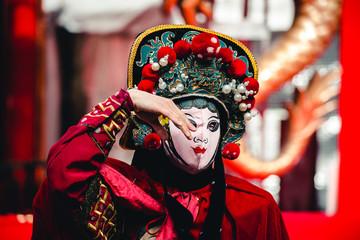 変面 中国伝統芸能