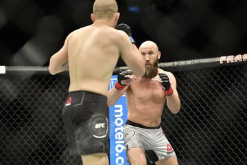 MMA: UFC Fight Night-Austin Burkman vs Morono