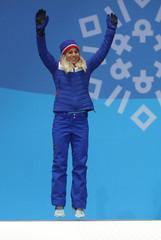 Olympics: Medals Ceremony