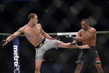 MMA: UFC Fight Night-Austin Vick vs Trinaldo