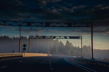 Карельские летние дороги