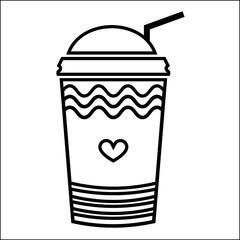 Coffee Takeaway Cup