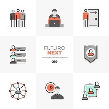 Employee Relations Futuro Next Icons