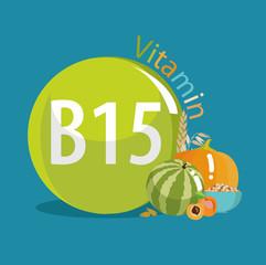 Vitamin B15 (Pangamic acid).