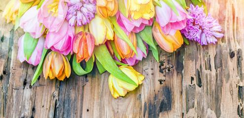 Muttertag Blumen karte