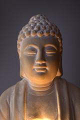 Buddha incandescente