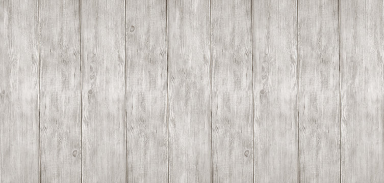 Whitewash rustic old wooden planks  textured background
