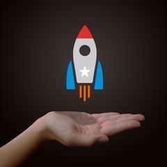 Hand Rocket