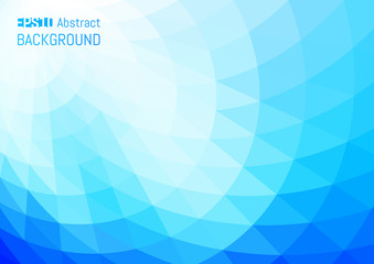 Abstract background in the polygonal style. Geometric texture.