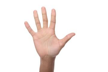 Human hand signs