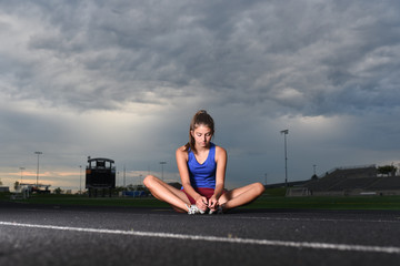 Track Girl