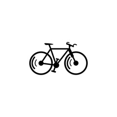 a bike icon. Element of popular car icon. Premium quality graphic design. Signs,  symbols collection icon for websites, web design, mobile app