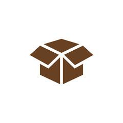 Box logo vector design