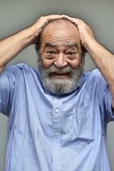 Senior Male Memory Problems