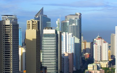 Manila is the capital of the Philippines